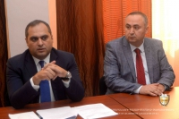REPRESENTATIVES OF THE CHAMBER OF COURT EXECUTORS AND BANKRUPTCY MANAGERS VISITED THE CHAMBER OF ADVOCATES OF ARMENIA